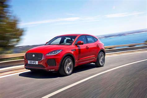 2018 Jaguar E-Pace pricing revealed