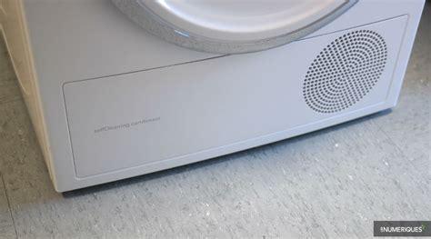 nettoyer condenseur seche linge comment bien entretenir s 232 che linge