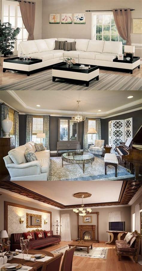 types  interior design style