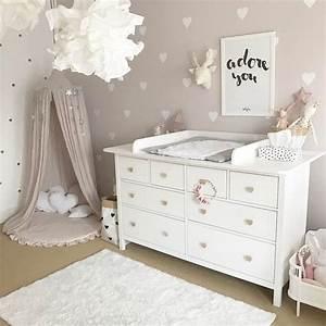 Baby Deko Zimmer : babyzimmer m dchen gestalten ~ Eleganceandgraceweddings.com Haus und Dekorationen