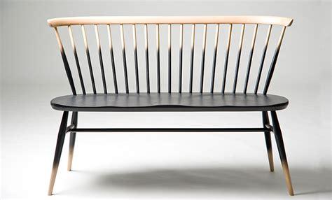 Ercol Loveseat by Originals Seat Ercol Furniture