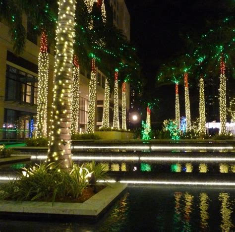 christmas light decorating service miami