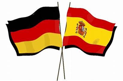 Spanisch Stammtisch Deutsche April Flaggen Taunus Frankfurt