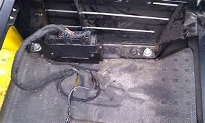 Wiring Under Drivers Seat - Vw T4 Forum
