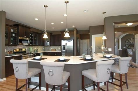 modern floor plans maximize open spaces horton homes home decor kitchen   horton homes models