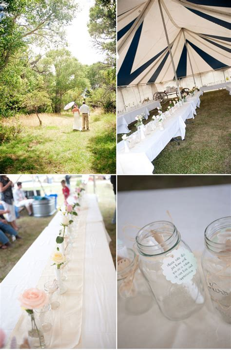 crafty diy wedding on a budget