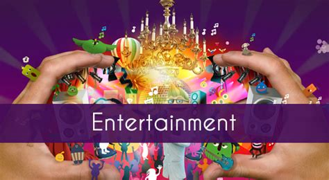Entertainment and Creativity SERVICES EXPORT PROMOTION