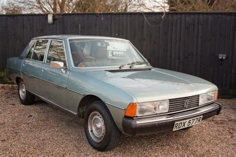 Peugeot 604 For Sale by Peugeot 604 For Sale Not Mine Not Bargain Autoshite