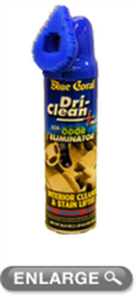 blue coral upholstery cleaner blue coral dri clean carpet upholstery cleaner aerosol