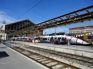 Gare En Mouvement Marseille : photographies de gares sncf dans le d partement des ~ Dailycaller-alerts.com Idées de Décoration