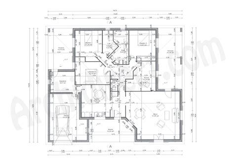 plan maison etage 4 chambres 1 bureau plan maison plans des maisons les meilleures ides de