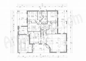 cuisine plan maison cotac plans des maisons en pdf plans With maison de 100m2 plan 4 plans de maisons maison laure constructeur region centre