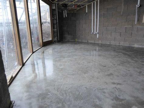 gloss floor carrcrete infinityfloor gloss cream polished concrete floor anglesey wales