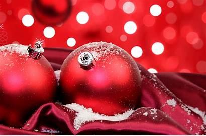 Christmas Nice Balls Amazing Wallpapers Festive Holiday