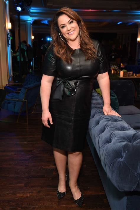 katy mixon attends  abc televisions winter press