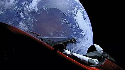Spacex Tesla Starman Space Roadster Earth Wallpapers