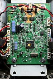 Pcb Of Logitech G25 Racing Wheel