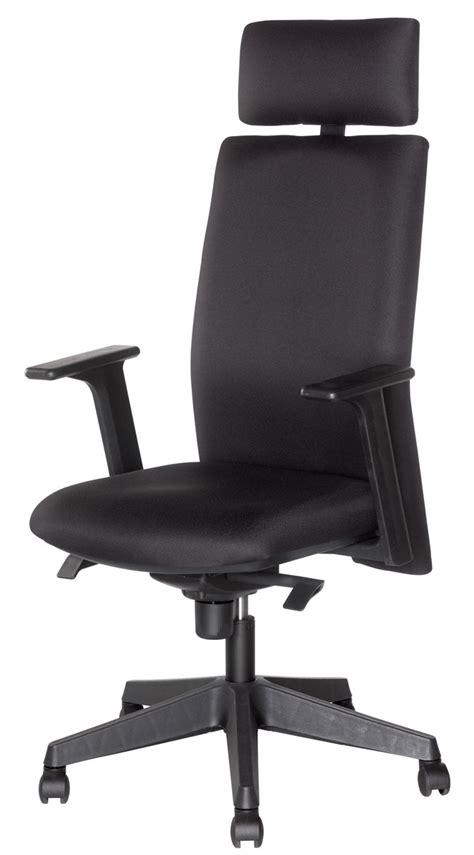 siege haut fauteuil de bureau avec dossier haut