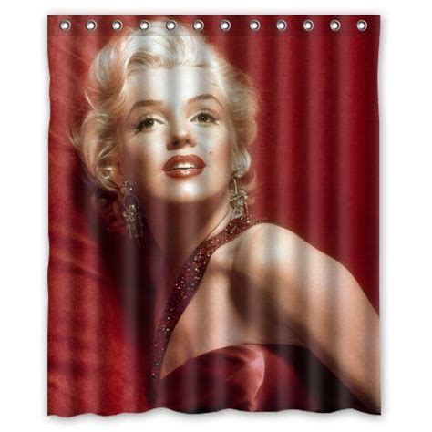 marilyn shower curtain 24 best tulle home decor images on
