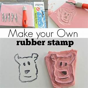 make your own rubber stamps teen erotic nude With create your own address stamp
