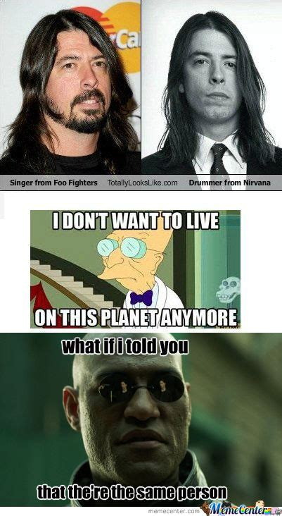 Dave Grohl Memes - rmx dave grohl by eryt2 meme center
