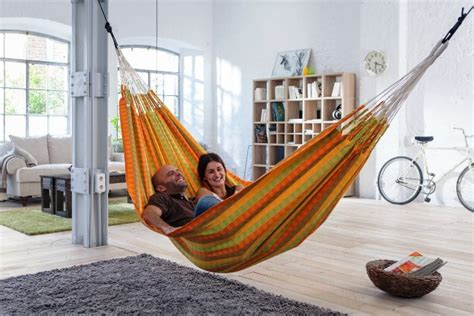 how to hang a hammock indoors made in the shade hammocks