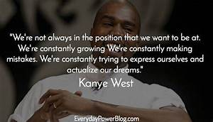 24 Kanye West Quotes on Life, Love and Chicago | Everyday ...