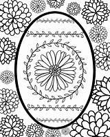 Faberge Dandy sketch template