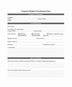 Information Request Form Personal Information Request