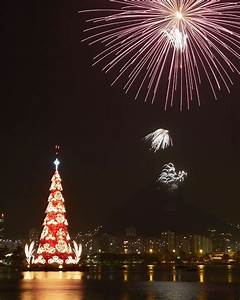 Weihnachten In Brasilien : brasilien feiert gr ten schwimmenden weihnachtsbaum der welt expat news ~ Markanthonyermac.com Haus und Dekorationen