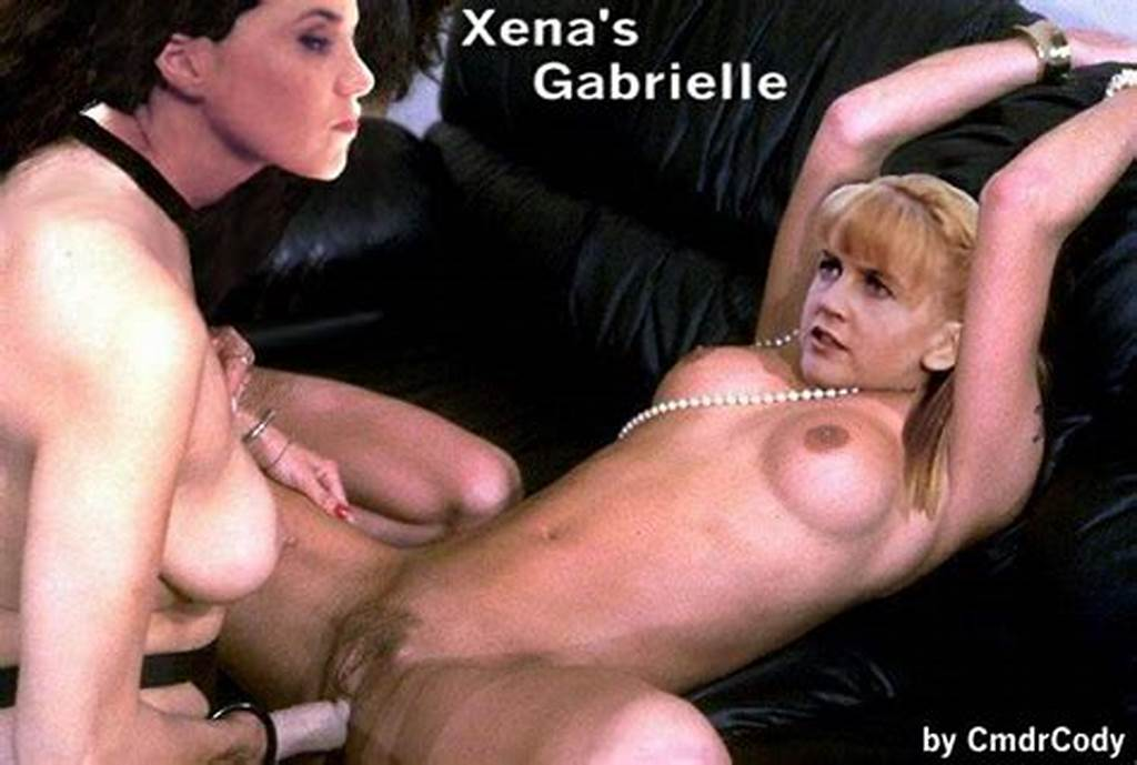 #Xena #And #Gabrielle