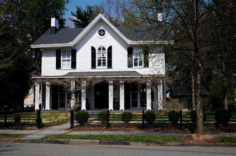 Little Red House Historic Morristown, Nj