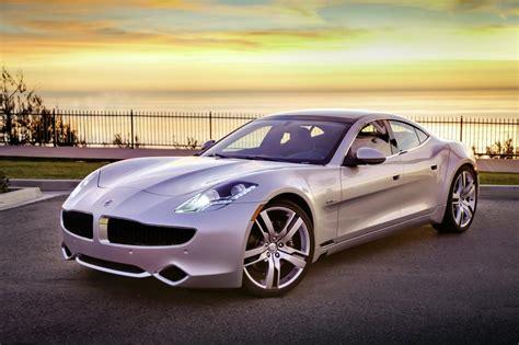 Fisker Teams Up With Penske Auto To Sell Karma Luxury Sedan