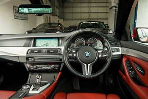Bmw M5 F10 Red Interior For Sale