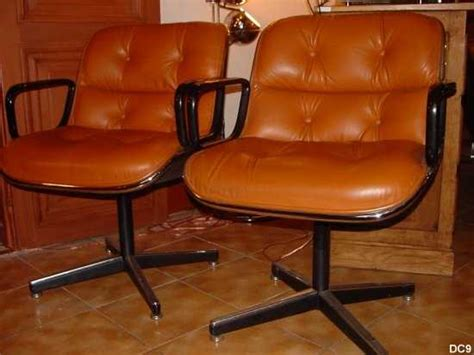 fauteuils de bureau charles pollock