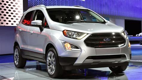2019 Ford Ecosport by 2019 Ford Ecosport Deals Prices Incentives Leases