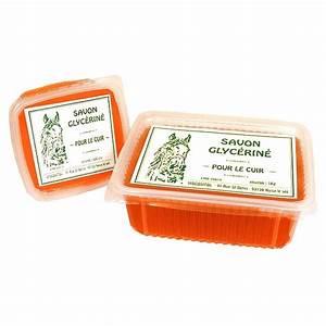 Savon Glycériné Cuir : savon glyc rin en pain pour entretien du cuir ~ Premium-room.com Idées de Décoration