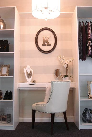 Closet Vanity Ideas by In Closet Vanity Idea Instead Of A Desk Vanity Add