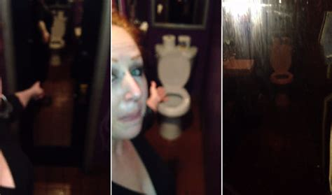 Two Way Mirror Bathroom discovers two way mirror in bar bathroom bar owner