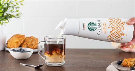 Nestlé has been a leader in the creamer category since launching coffee mate in 1961 and we continue to innovate and help drive category growth, daniel jhung. Starbucks just launched its 1st line of coffee creamers in popular drink flavors