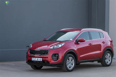 kia motors south africa has revised its local sportage model range cape town