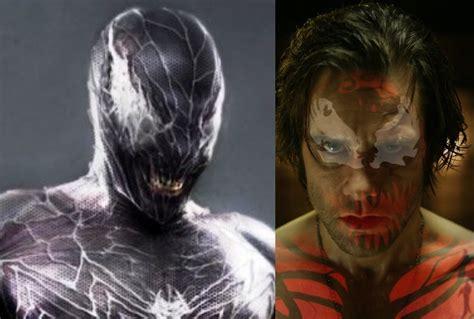 The Sony Venom Movie That Was Never Made