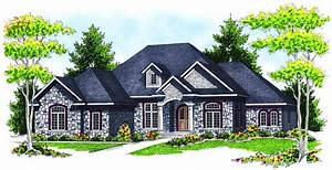 Ranch french country house plans home design and style for French country style ranch home plans
