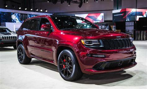 jeep grand cherokee 2017 srt8 2017 jeep cherokee