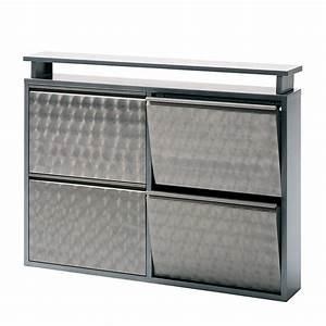 Schuhregal Aus Metall : schuhschrank metall angebote auf waterige ~ Whattoseeinmadrid.com Haus und Dekorationen