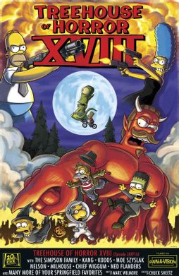 Treehouse Of Horror Xviii Wikipedia