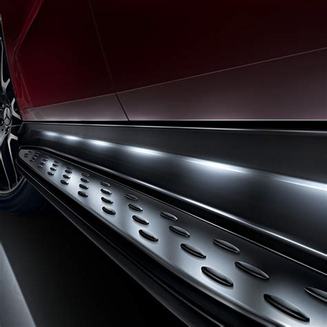 xc90 beleuchtung mittelkonsole lighting kit for running boards ml class gle w166