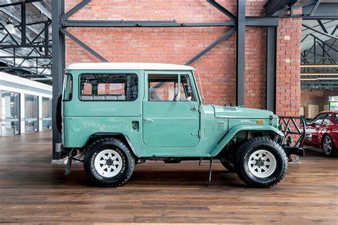 toyota fj richmonds classic  prestige cars