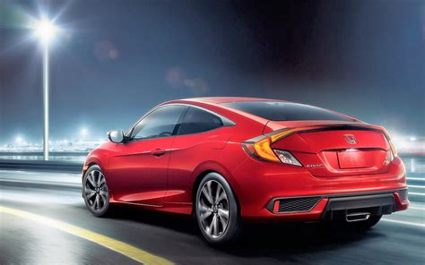 2019 Honda Civic Coupe by 2019 Honda Civic Coupe Honda Review Release