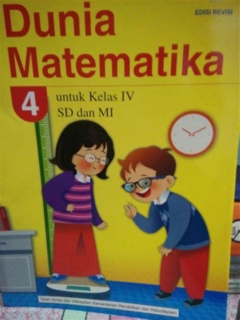 Kumpulan soal olimpiade matematika sd kelas 5 dan 6. Kunci Jawaban Buku Paket Matematika Kelas 4 Sd Kurikulum ...